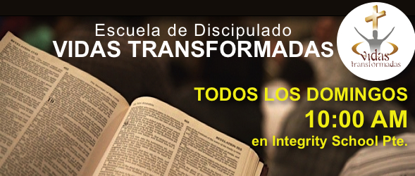 Discipulado Vidas Transformadas