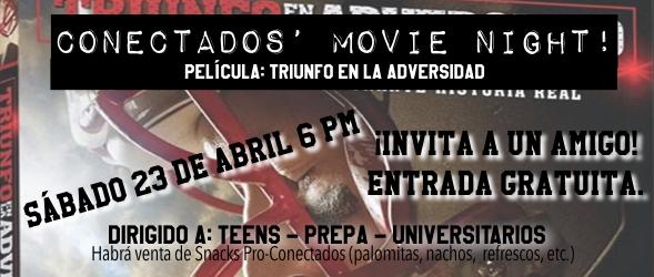 Conectados' Movie Night