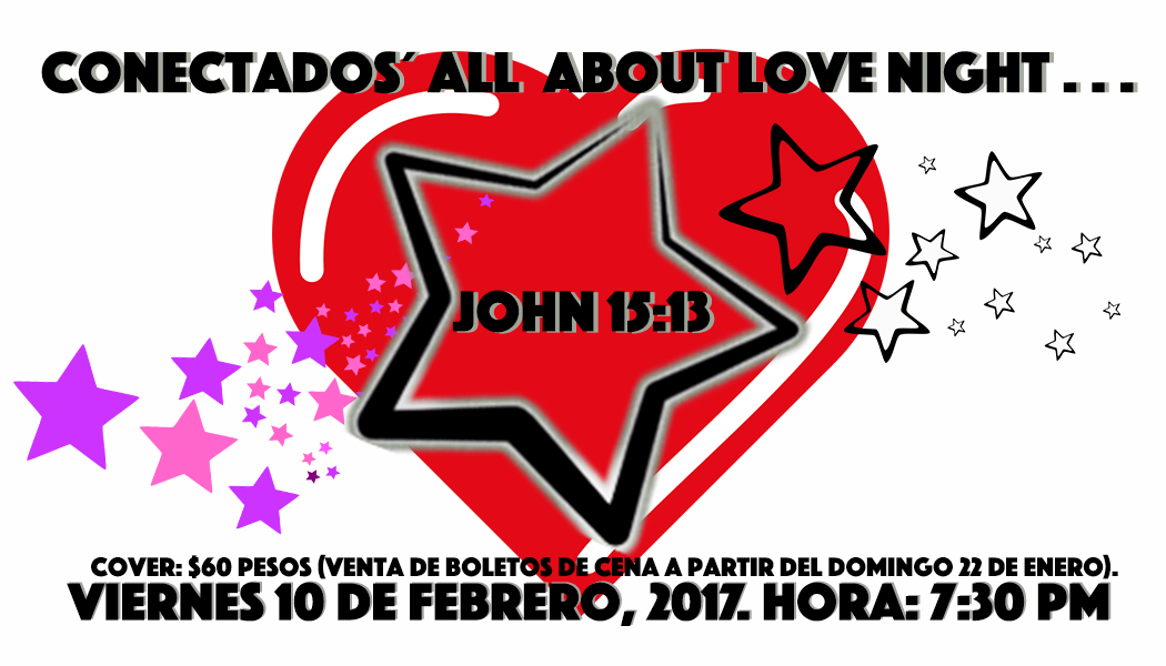 Conectados´ All  About Love Night